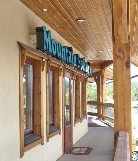 Architecture MOB TI Mountain Pediatrics