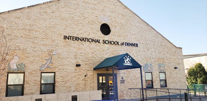 Architecture K-12 Denver International School