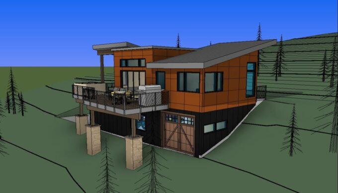 Architecture Accessory Dwelling Unit Design