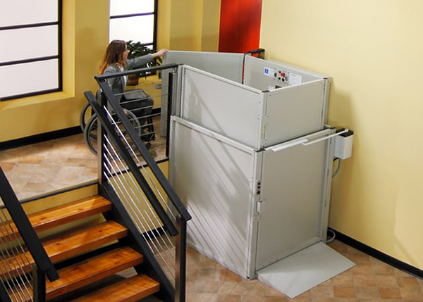 ADA Wheelchair Elevator